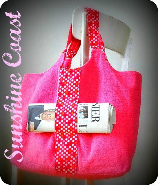 Strandtasche / lillesol & pelle pattern