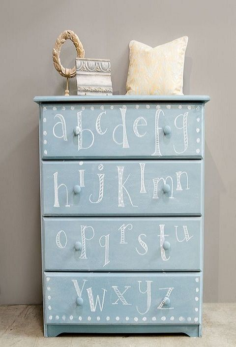 Changing Table Dresser Combo, Is Painted Furniture Still Popular 2020