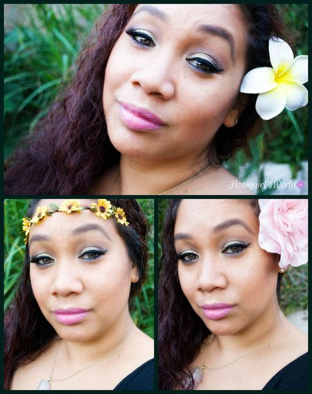 My Secret Garden - May Ipsy Challenge Look - #ipsychallenge #secretgarden #makeup #makeuptutorial #honeygirl - bellashoot.com