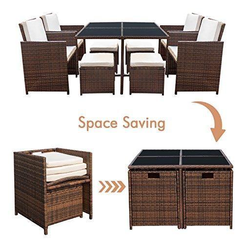 40+ Space saver patio dining set Trending