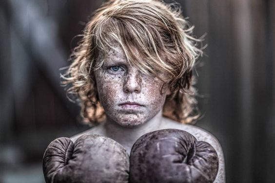 """""""The Pugilist"""" by Tracie Taylor"""