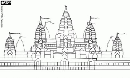 Angkor Wat Angkor And The Temple On Pinterest