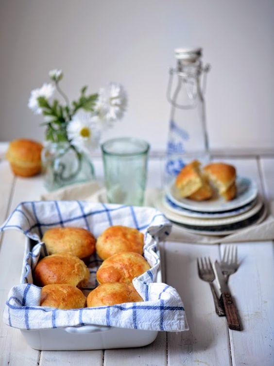 Madame Gateau: Des brioches pour le petit déjeuner