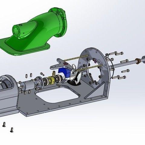 Water Jet Propulsion Unit In 2020 Water Jet Propulsion Jet Surf