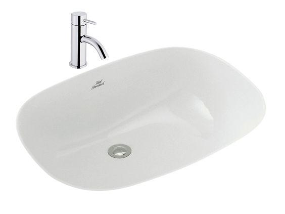 Bathroom Sinks Reece ideal standard | active | oval under counter basin reece | house