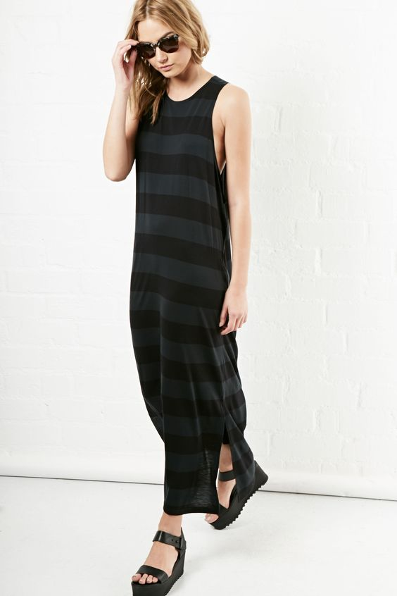 Cheap Monday Ring Dress in Black S - L | DAILYLOOK