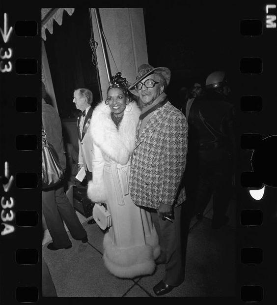 Redd Foxx & Wife