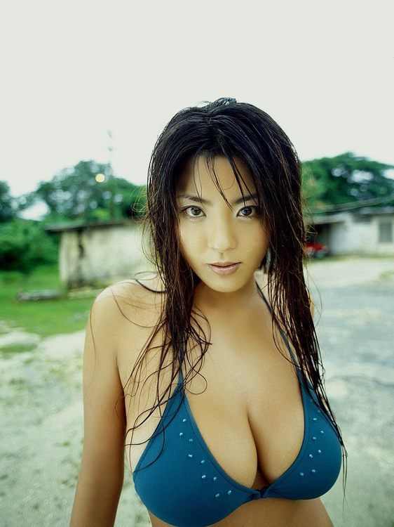 Hot Asian women with big boobs