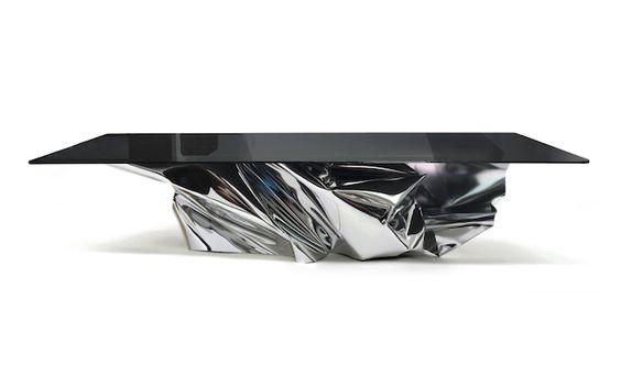 Creative Furniture Design – Fubiz™ - kann mich nicht entscheiden welches teil ich am schönschlimmsten finde...brrrrrr...modernes design..brrr