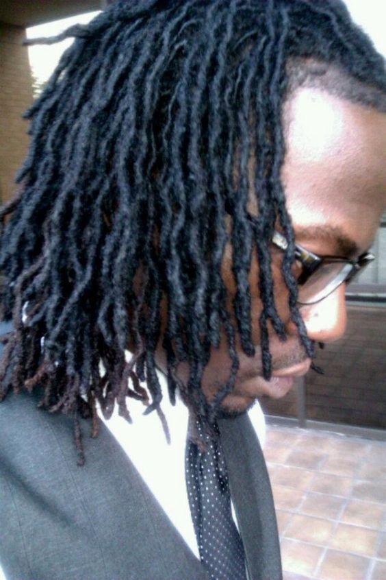 Groovy Braid Hairstyles Dreadlocks And Black Men On Pinterest Short Hairstyles For Black Women Fulllsitofus