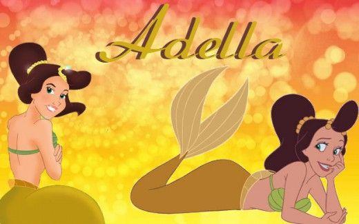 princess adella - Google Search