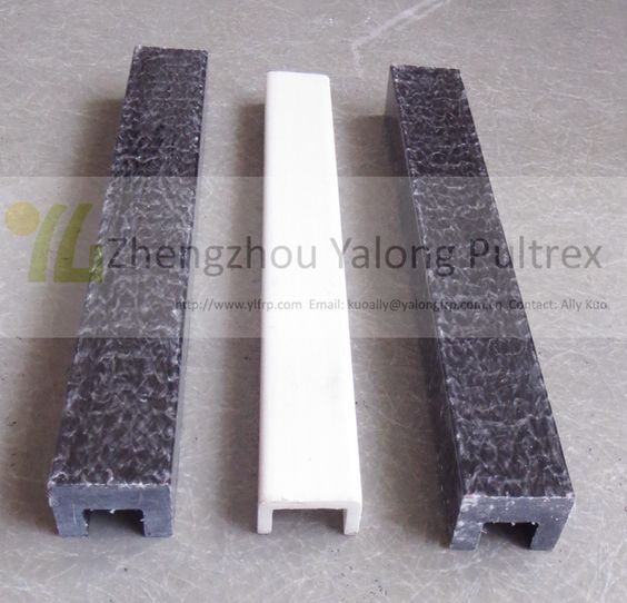 fiberglass channel