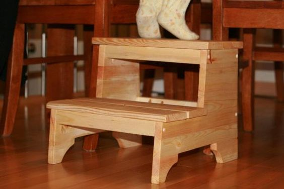 Vintage Step Stool | Do It Yourself Home Projects from Ana White
