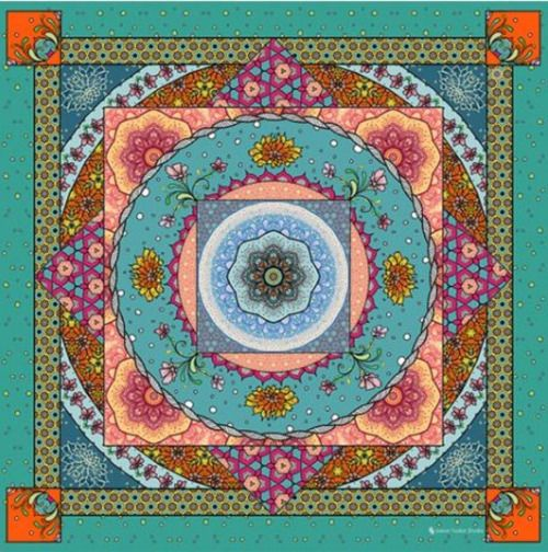 by rubinmuseumincorporate art into your wardrobe! This Mystics...