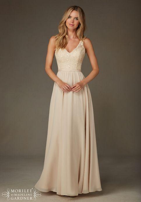 Mori Lee BRIDESMAID DRESSES: Mori Lee Bridesmaid ML 122