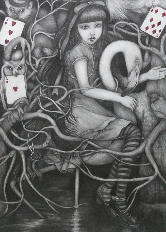 KAORI OGAWA - Alice series