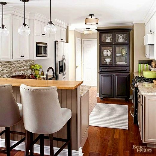 Kitchen Decor Guide Prior To Starting Any Interior Decorating Project You Should Consider Just Ho Simple Kitchen Remodel Kitchen Remodel Small Kitchen Design