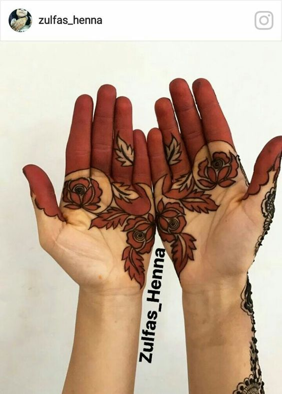 Arabic Mehndi Designs For Hands 20 Best Arabic Mehndi Art For You