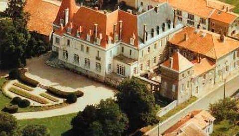 Chateau Du Marechal Lyautey Meurthe Et Moselle Lorraine With