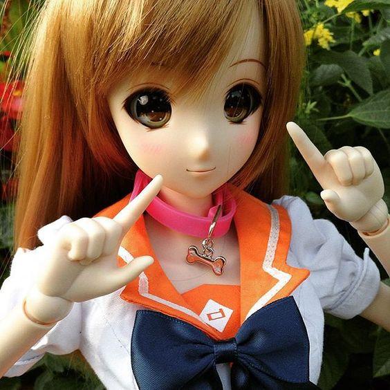 Mirai Suenaga Smart Doll by hmikuchi