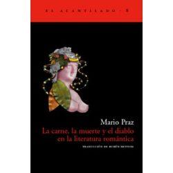 LA CARNE, LA MUERTE Y EL DIABLO EN LA LITERATURA ROMÁNTICA