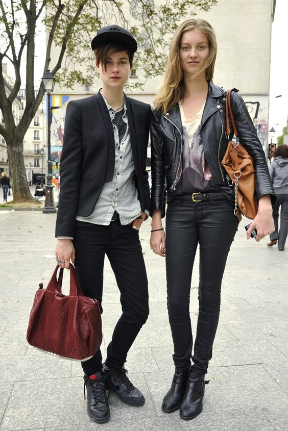 They Are Wearing: Students Around Canal Saint Martin in Paris