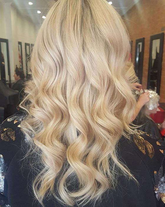 Sari Sac Rengi Ve Tonlari Katalogu Dyed Blonde Hair Blonde Hair