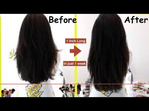 My Grandmother Told Me To Do This And My Hair Grew 1 Inch In Just 1 Week Rice Water Hair G Longer Hair Growth How To Grow Your Hair Faster Thick Hair Styles