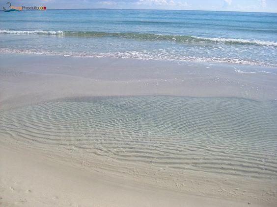 Punta Prosciutto's Beach, Porto Cesareo, Salento, Puglia