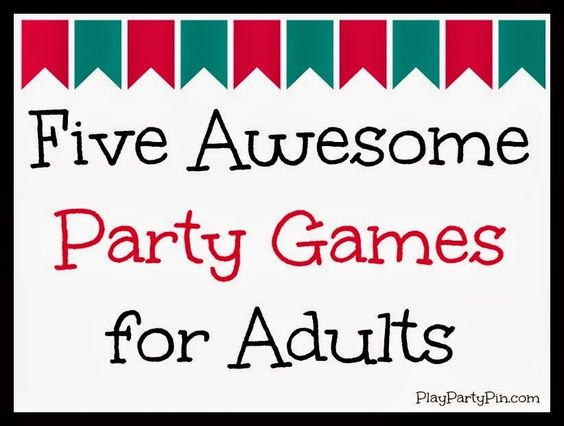 9 Adult Birthday Party Games You Cant Party Without