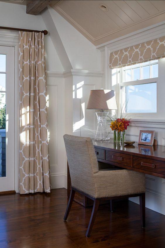 interior design fabrics - eiling paint colors, olor interior and Vineyard on Pinterest