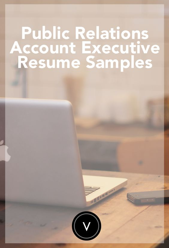 Looking to apply for a PR Account Executive job? Check out our resume samples! #velvetjobs #resume