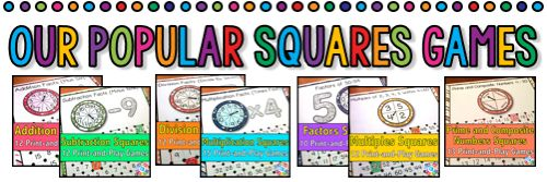 """""""squares"""