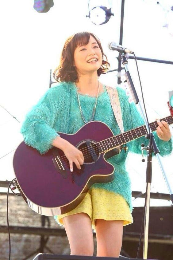 ギターと大原櫻子