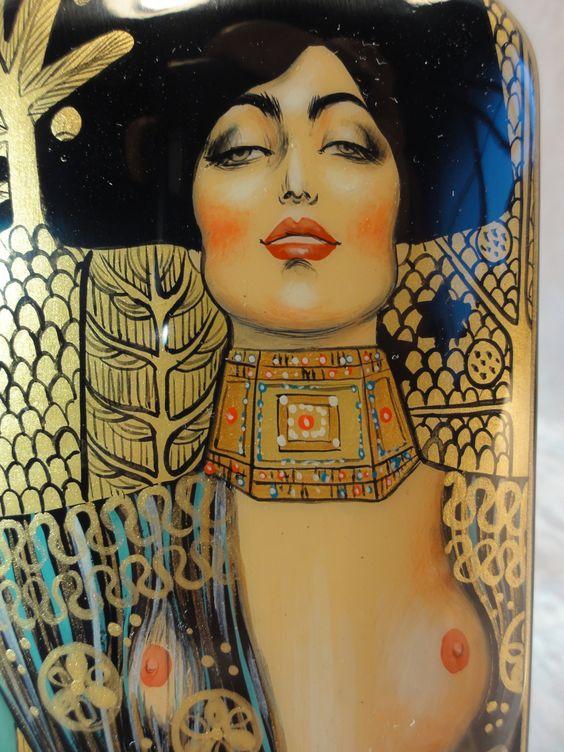 Gustav Klimt Judith and Holofernes   Details About Gustav Klimt ...