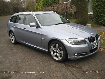 2012 bmw 3 #series 2.0 318d #exclusive #touring 5dr,  View more on the LINK: 	http://www.zeppy.io/product/gb/2/172431184677/