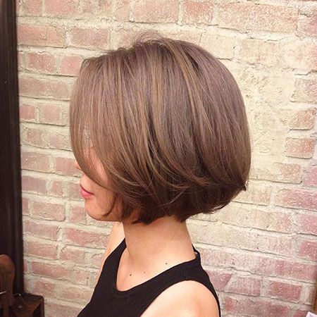 Jaw Length Bob Hair Cut