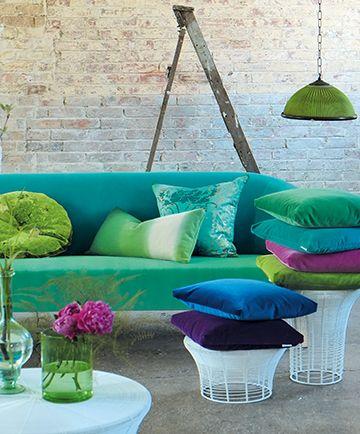 Designers Guild Cassia velvet: