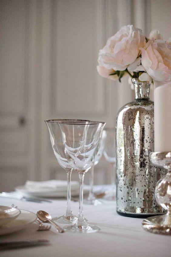 Idées déco de table mariage bohème chic