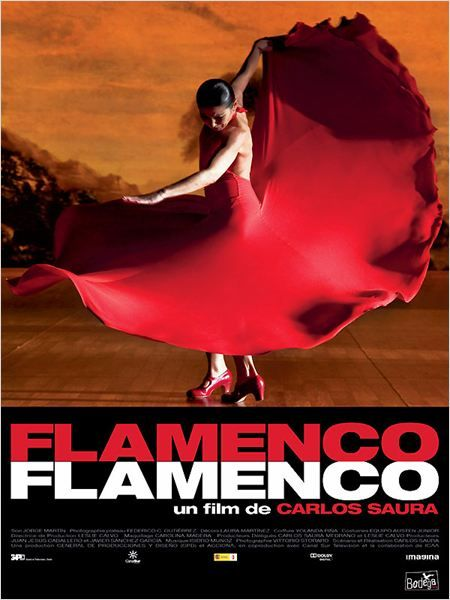 Flamenco, Flamenco : affiche - AlloCiné