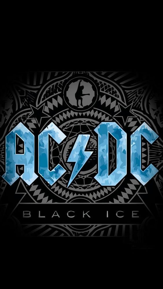 Ac Dc Wallpaper Ac Dc Back In Black Album Cover Iphone Wallpapers Full Hd Music Wallpaper Rock Band Posters