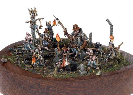 U.K. 2010 - Régiment Warhammer - Demon Winner, le site non officiel du Golden Demon