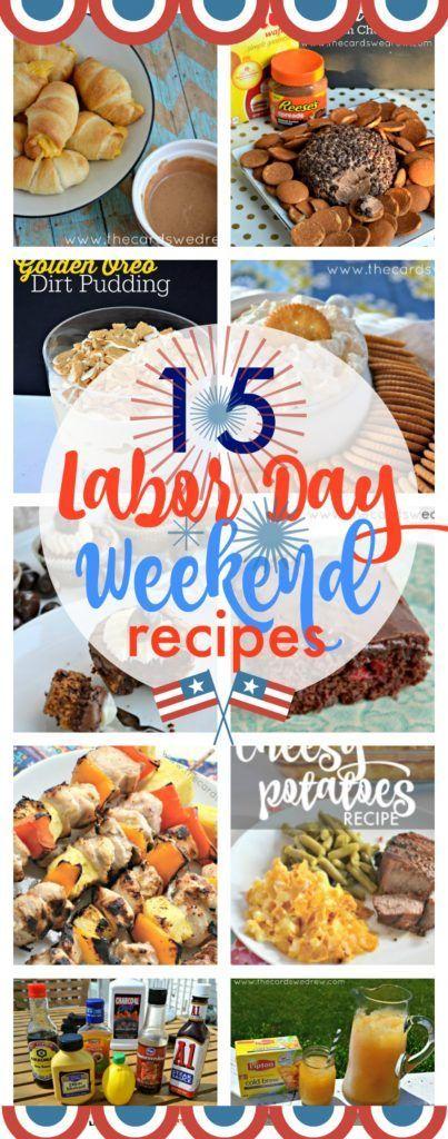 Labor Day Recipe Ideas