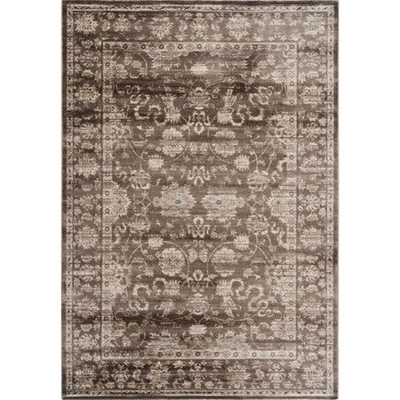 Newcomb Rug in Brown