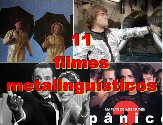 11 filmes metalinguísticos