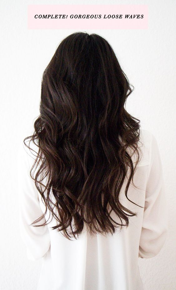 Hair How To Loose Waves How To Loose Waves Beach Waves