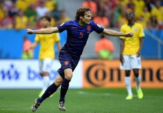12 July 2014 / World Cup: Brazil 0-3 Netherlands