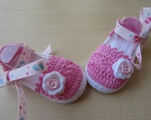 Sapatilha de Bebê