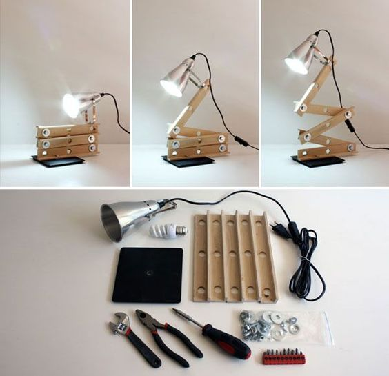 Lámparas DIY para iluminar nuestro hogar   Miv Interiores