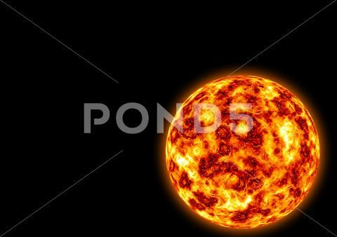 Burning Planet Stock Photos Ad Planet Burning Photos Stock Planets Stock Photos Photo